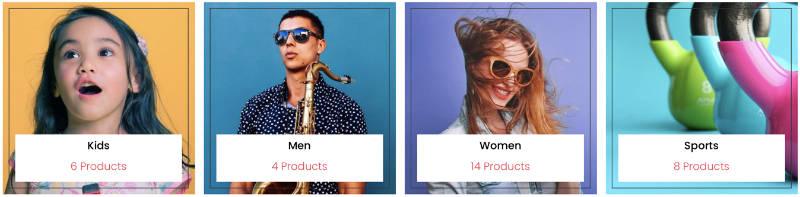 I Love WordPress woocommerce divi category di sm