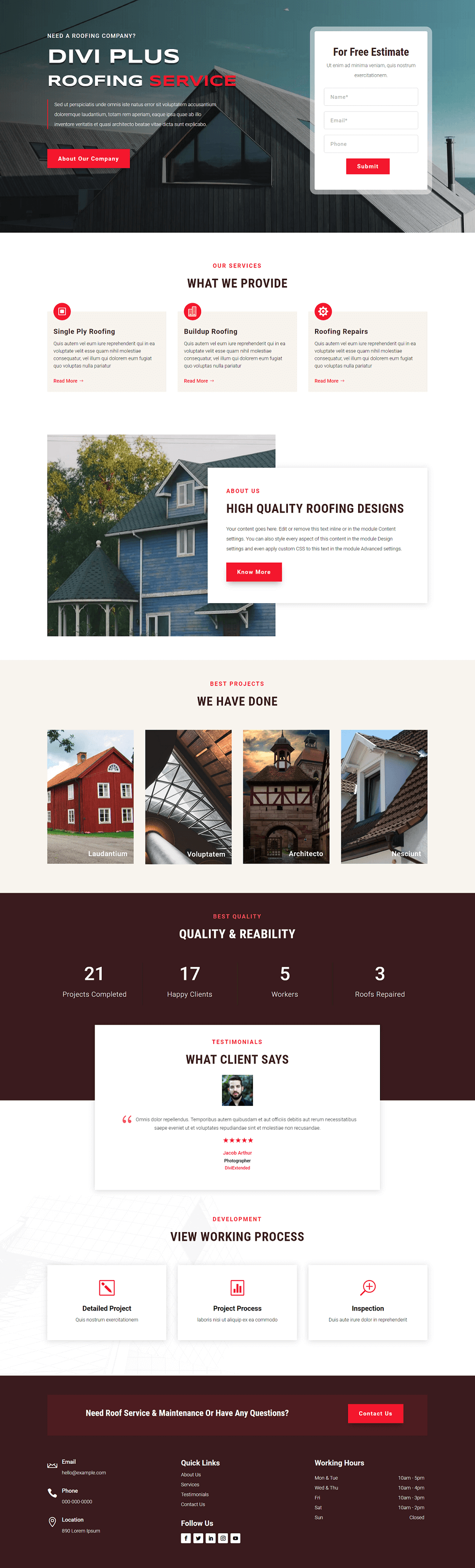 Roofing Services Image